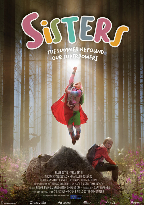 Thumbnail for SISTERS: THE SUMMER WE FOUND OUR SUPERPOWERS